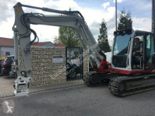 جرافة جرافة صغيرة Takeuchi TB 290 mit MS 08 ROADLINER Klima Powertilt