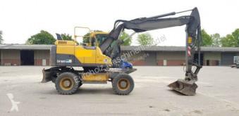 escavadora Volvo EW 160 D