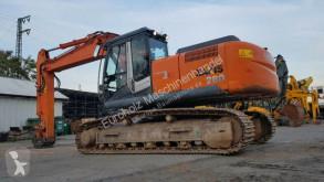 Excavadora Hitachi ZX 280 LCN -3 mit OilQuick OQ 70-55 Klima excavadora de cadenas usada