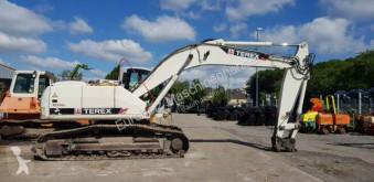 Excavadora Terex TC 225 mit SW CW 30 hydr excavadora de cadenas usada