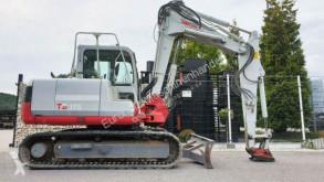 Takeuchi TB 175 mit SW MS 08 Hydr Verstellausleger Klima mini escavatore usato