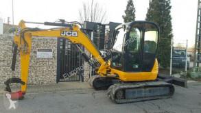 Excavadora miniexcavadora JCB 8045 mit SW MS03 Heizung Gewicht 4805 kg