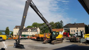 Volvo Ec 250 DNL mit Neu Long REach Arm 16 m used track excavator