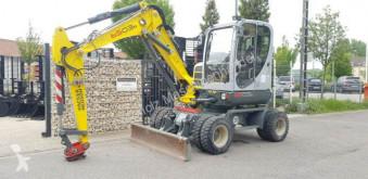 Excavadora de ruedas Neuson 6503 - 2 3 Steuerkreis MS08 auch Powertilt