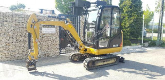 excavadora Caterpillar 301.7 D Powertilt MS 01 1977 kg