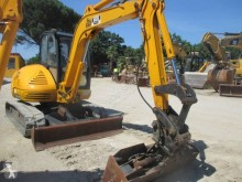 JCB 8050 mini-excavator second-hand