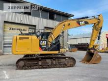 Excavadora Caterpillar 320EL excavadora de cadenas usada