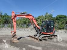 excavadora Kubota KX080-4
