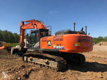 Hitachi ZX350 excavator pe şenile second-hand