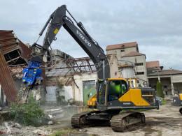 Escavatore cingolato Volvo EC250EL