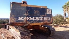 Excavadora Komatsu PC240LC-5 excavadora de cadenas usada
