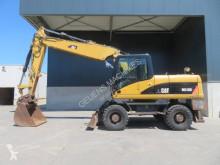 Excavadora Caterpillar M 318 D excavadora de ruedas usada