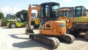 Case CX50B ZTS excavator pe şenile second-hand