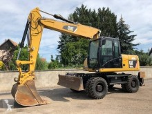 Caterpillar M316D ATTACHGE RAPIDE LAME STABILISATEURS used wheel excavator