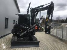 excavadora Eurocomach ES60TR Black Line