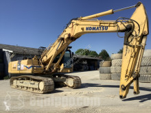 Komatsu PC340 HRD-7 (+Demolition Arm) excavator pe şenile second-hand