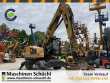 Caterpillar MH3022 Umschlagbagger mit Sortiergreifer Nur 5414 used wheel excavator