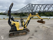 Yanmar SV08-1AS used mini excavator