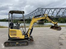 Yanmar VIO17U tweedehands mini-graafmachine