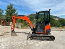 Kubota U27-4 mini-excavator second-hand