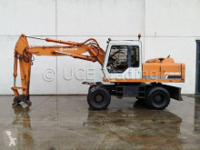 Excavator pe roti Fiat-Hitachi FH 150 W