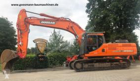excavadora Doosan DX 340 LC