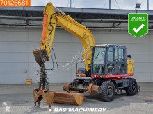 Doosan wheel excavator DX160