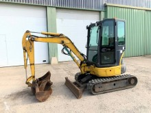 Komatsu PC26MR 3 mini-excavator second-hand