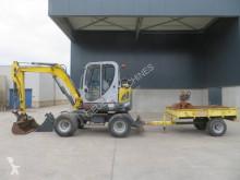 Neuson 6503 WD escavatore gommato usato