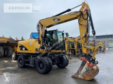 Skovel på däck Caterpillar M313D