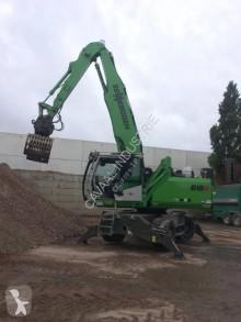 Excavadora Sennebogen 818 E excavadora de ruedas usada