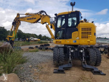 Excavadora excavadora de ruedas Komatsu PW118MR-11