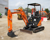 Mini pelle Hitachi ZX17U-2