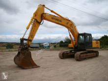 Excavadora Hyundai Robex 290 N LC-7 A excavadora de cadenas usada