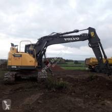 Escavadora Volvo ECR 145 5527 escavadora de lagartas usada