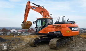 Excavadora Doosan DX 225 LC-5 excavadora de cadenas usada