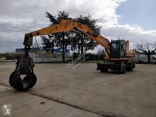 Escavadora escavadora de rodas JCB JS200W