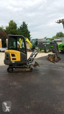 Excavadora Volvo EC20 B XT miniexcavadora usada