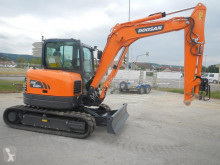 Doosan DX62 R-3 used mini excavator