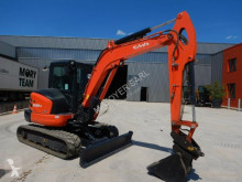 Kubota KX057-4 mini-excavator second-hand