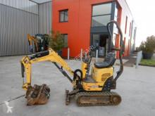 Yanmar SV 08 used mini excavator