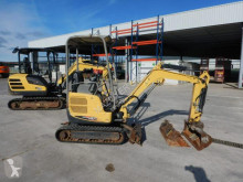 Used mini excavator Yanmar VIO17