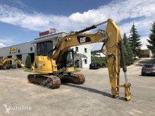 Caterpillar 321D used track excavator