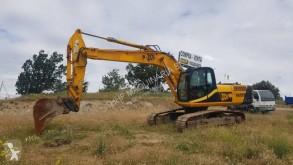 JCB track excavator JS240LC