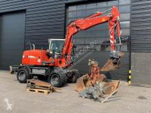 Excavadora Liebherr A 311 Litronic | + Anbauteile excavadora de ruedas usada