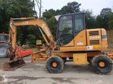 Case WX90 Wx90 used wheel excavator