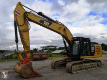 Caterpillar CAT 329 ELN excavator pe şenile second-hand