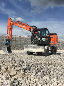 excavadora Hitachi ZX145W-6