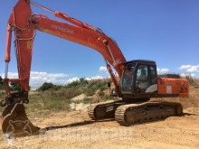 Hitachi ZX350LCN-5B used track excavator
