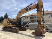 Excavadora Caterpillar 324E excavadora de cadenas usada